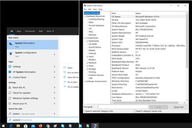 Cara Cek Spesifikasi Komputer dan Laptop Windows 10